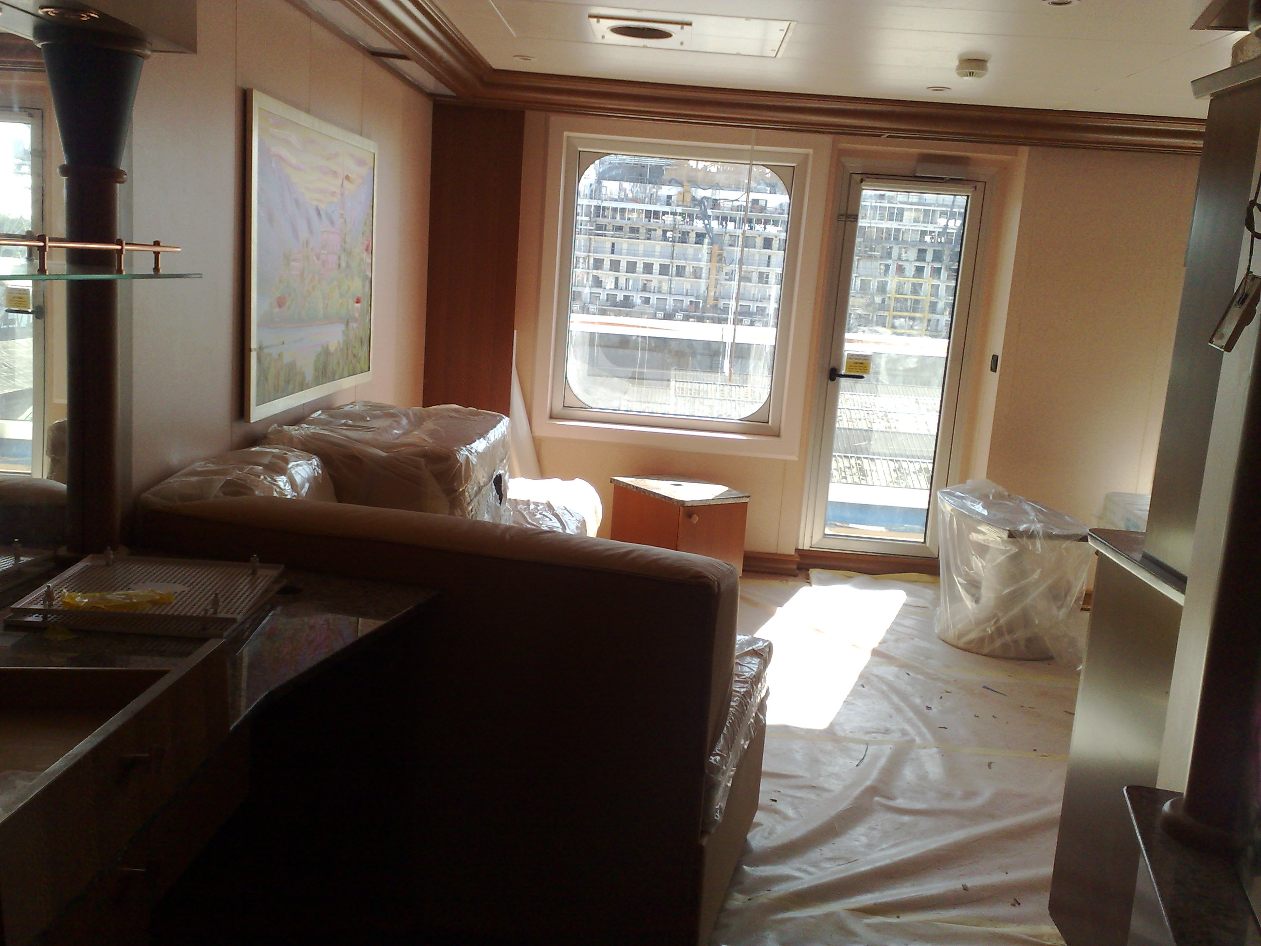 Carnival Dream Cove Balcony Pictures - CruiseMates Cruise ...